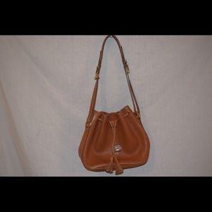 Vintage Dooney & Bourke leather bag